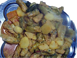 Dolma - Egyptian cuisine - Mahshi