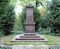Ehrengrab Großgörschenstr 12 (Schö) August Freiherr von der Heydt.jpg