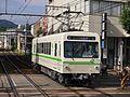 Eiden 723 approaching Shugakuin 20160723.jpg