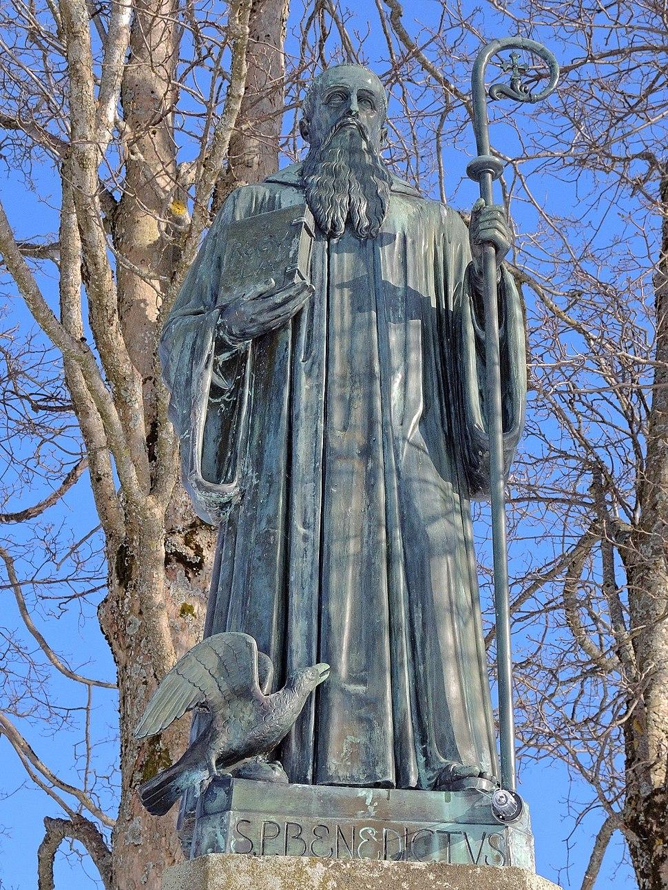 Einsiedeln - St. Benedikt 2013-01-26 13-50-02 (P7700)