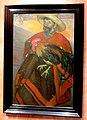 El gallero, de Saturnino Herrán en el Museo de Aguascalientes.jpg