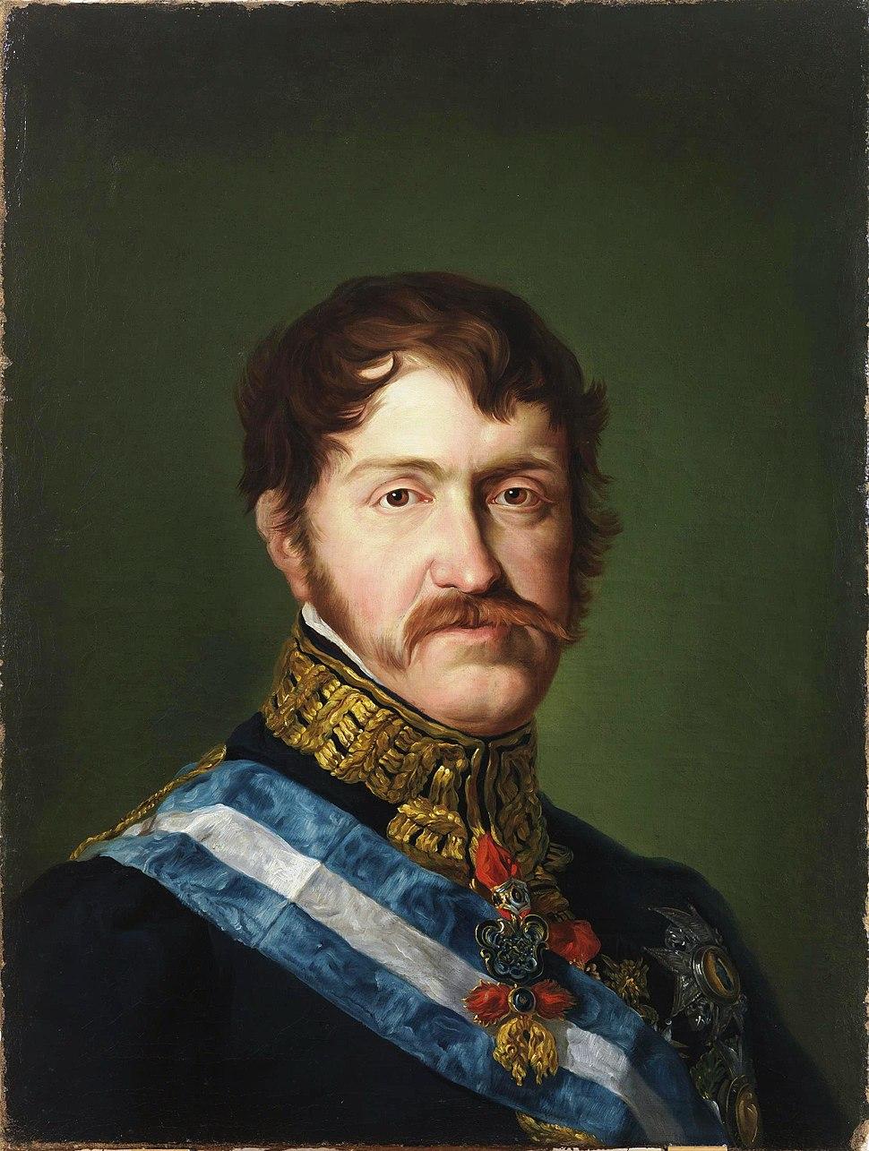 El infante Carlos María Isidro de Borbón (Museo del Prado)