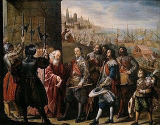Relief of Genoa