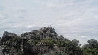 Elgandal Fort - Image: Elgandal Fort