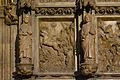 Elies i el carro de foc, retaule de la capella del sant Calze, catedral de València.JPG