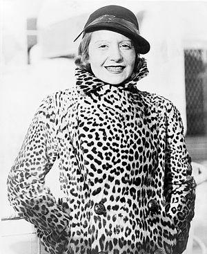 Elisabeth Bergner - Elisabeth Bergner, 1935