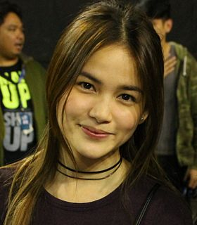 Elisse Joson Filipina actress, model and endorser (born 1996)