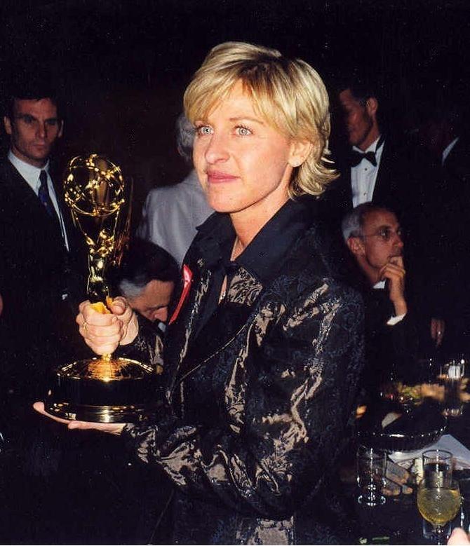 EllenDeGeneres1997Emmies