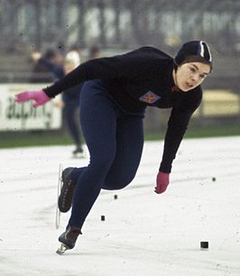 Ellie van den Brom in 1968