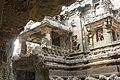 Ellora Caves, India, Vedic religious shrine in Kailash-Kailasa Temple.jpg