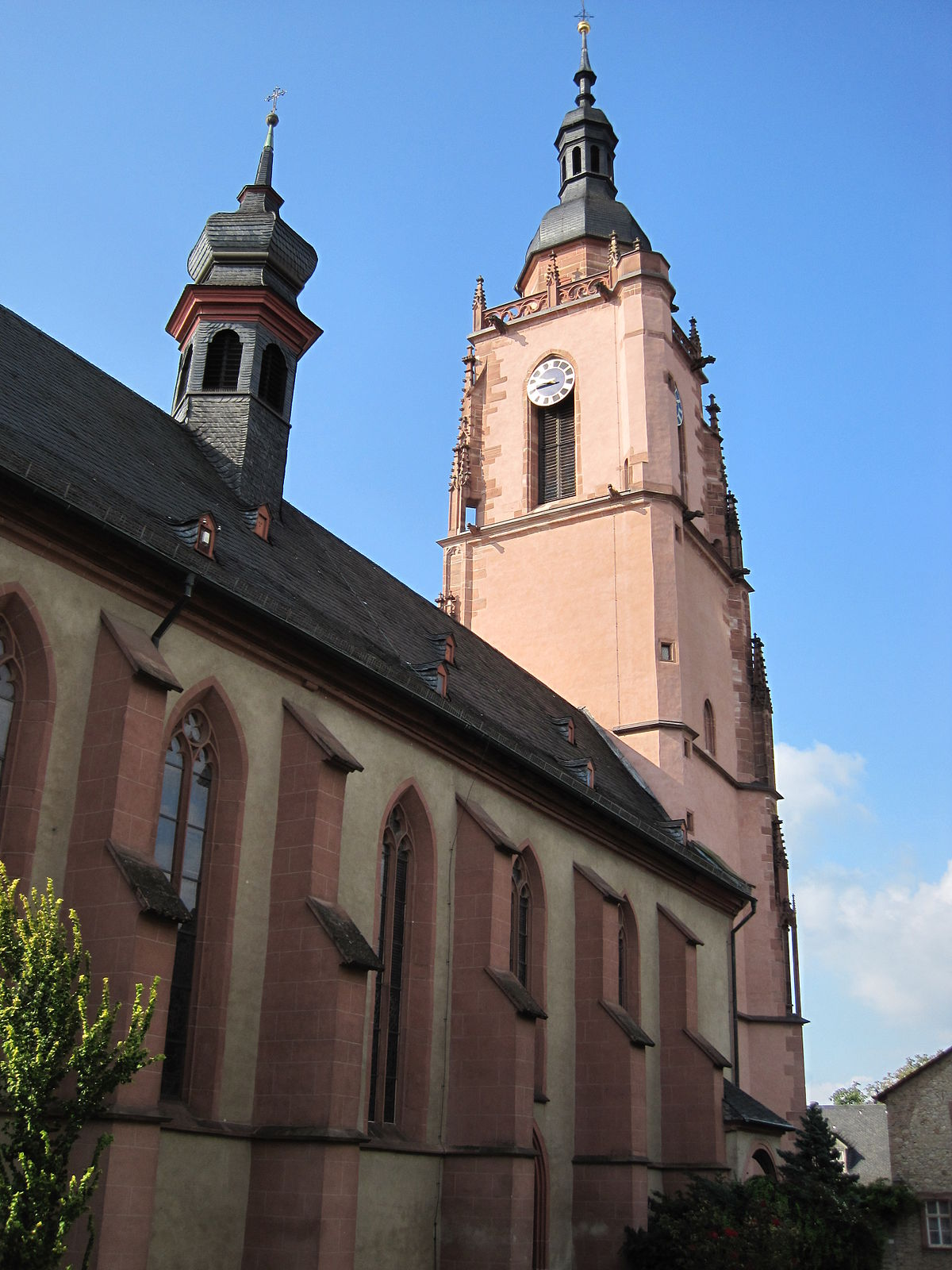 St. Peter und Paul (Eltville) - Wikipedia