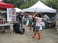Elysian Fleas Market Oct 2009 Violin Boots.JPG