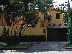 Georgia–Mexico relations - Embassy of Georgia in Mexico City