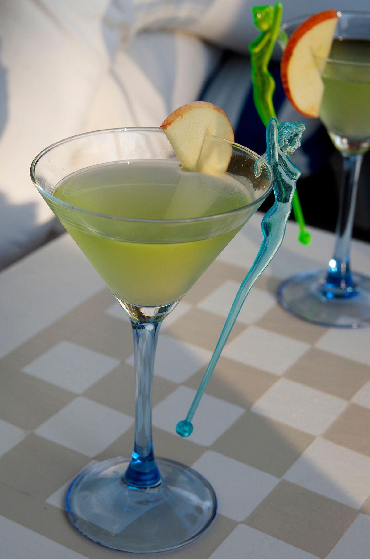 Apple Martini – Wikipedia