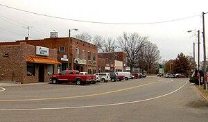 Englewood, Tennessee - East Main Street