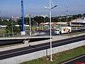 Entrada do Novo Shopping pela Av. Castelo Branco, vendo Ribeirão Preto ao fundo - panoramio.jpg