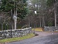 Entrance to Old Milton - geograph.org.uk - 1573227.jpg