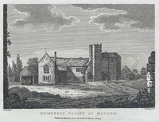 Episcopal Palace at Mathem