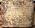 Epitaph of Louis VI after 1137 Saint Denis church today at Cluny Museum.jpg