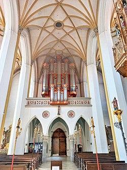 Erding, Stadtpfarrkirche St. Johann (Innenraum) (4).jpg