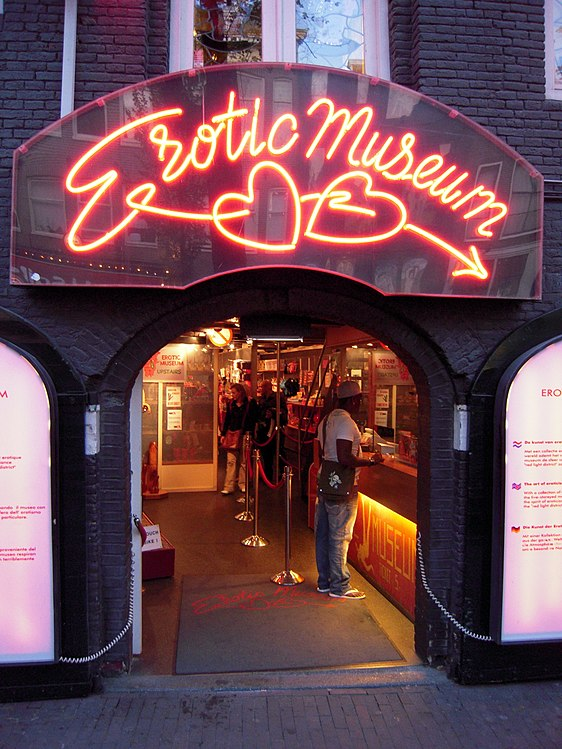 Erotic Museum in Red Lights District in Amsterdam (3931245180).jpg