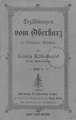 Erzählungen vom Oberharz in Oberharzer Mundart von Louis Kühnhold – Heft 4.pdf