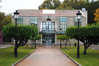 O Saviñao municipality in Lugo, Galicia, Spain