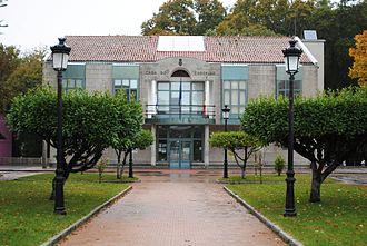 O Saviñao - Image: Escairón, Vilasante, Casa do Concello do Saviñao
