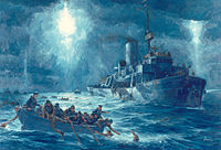 Escanaba-Dorchester rescue