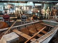 Escape Boat with Visitors and Displays - Museum of Occupations - Tallinn - Estonia (35676530770).jpg