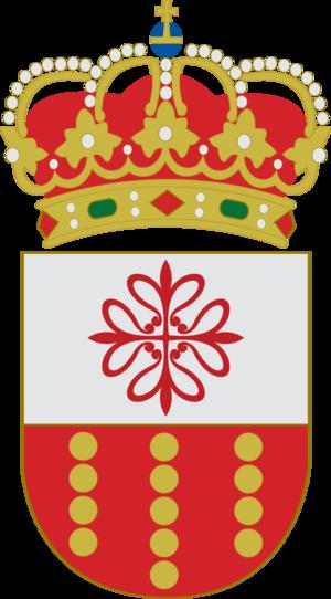 Villarrubia de los Ojos - Image: Escudo de Villarrubia de los Ojos