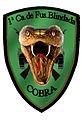 """Escudo de la Compañía de Fusileros Blindada """"COBRA"""".jpg"""