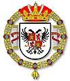 Escudo otorgado por Felipe II a la Villa Imperial de Potosí, 1565.JPG
