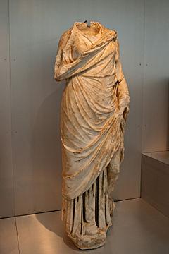 Escultura romana Baelo Claudia