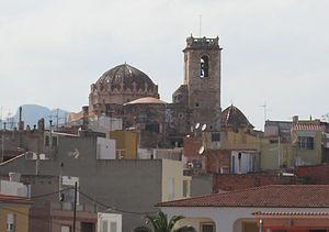 Canet lo Roig - Church of Sant Michael; Canet lo Roig
