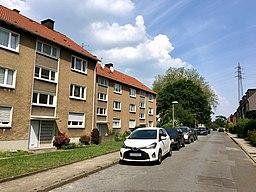 Baasstraße in Essen
