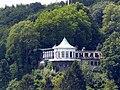 Essen – Blick vom Baldeneysee auf das Restaurant Villa Vue - panoramio.jpg