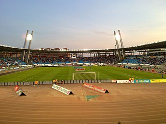 Estadio de los Juegos Mediterráneos - Image: Estad.almeria.medite rraneum