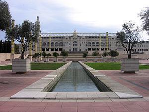 Estadi Olímpic Lluís Companys - Image: Estadi Companys