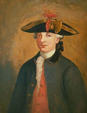Esteban Rodríguez Miró - Governor Esteban Rodríguez Miró