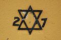 Estrella de David en Ribadavia (4572580950).jpg