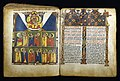 Ethiopian - Leaf from Gunda Gunde Gospels - Walters W850198V - Open Group.jpg