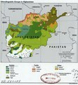 Ethnolinguistic groups in Afghanistan. LOC 98682058.tif