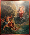 Eugène delacroix, quattro stagioni hartmann, inverno con giunone che implora eolo di distruggere la flotta di ulisse, 1856-63 ca. 01.JPG