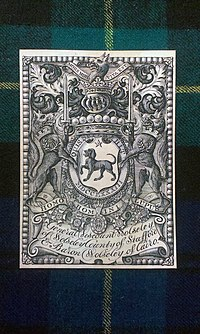 Ex-libris - Garnet Wolseley, 1st Viscount Wolseley.jpg