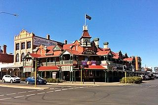 Exchange Hotel, Kalgoorlie Historic hotel building in Kalgoorlie, Western Australia