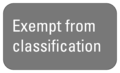 Exempt from classification tag.png
