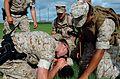 Exercise prepares Marines for active shooter scenarios 110727-M-JG138-068.jpg