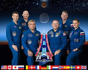 Expedition 41 - Image: Expedition 41 crew portrait
