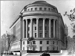 Exterior of the Federal Trade Commission building (3360757186).jpg